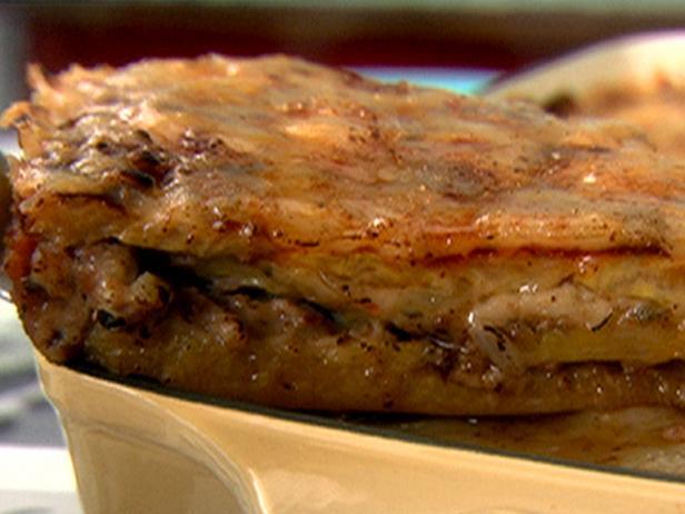 Latin lasagna recipe ingrid hoffmann food network latin lasagna forumfinder Image collections