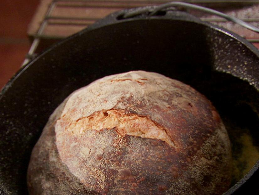 knead not sourdough recipe alton brown food network