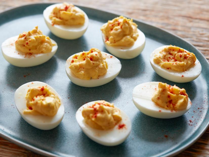 classic deviled eggs recipe mary nolan food network