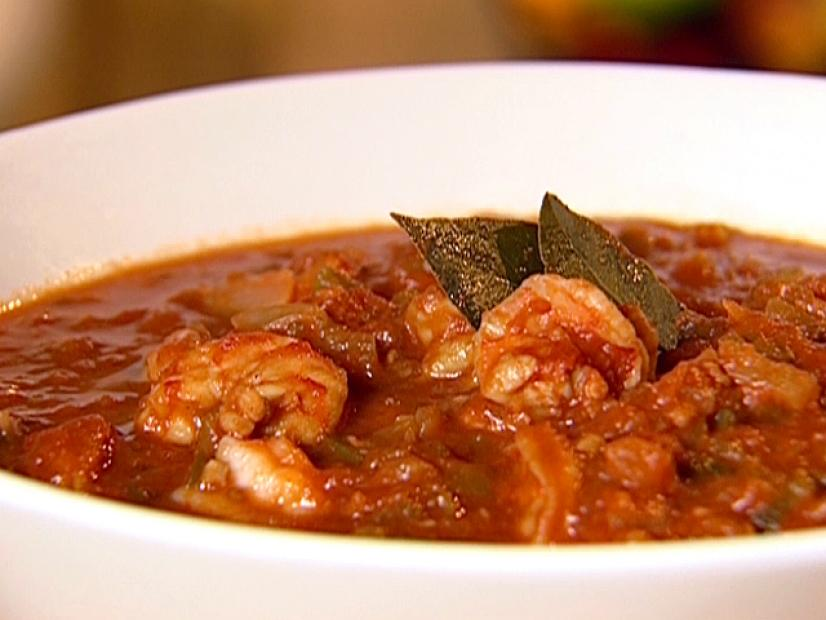 Shrimp Creole Recipe The Neelys Food Network