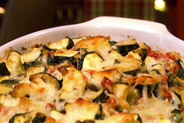 Neely S Zucchini Gratin Recipe The Neelys Food Network