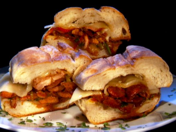 Jambalaya sandwich recipe guy fieri food network jambalaya sandwich forumfinder Gallery