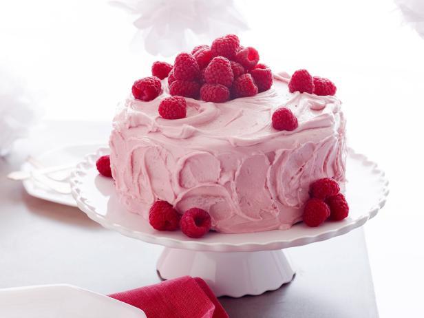 Todd S Orange And Raspberry Cake Recipe Giada De