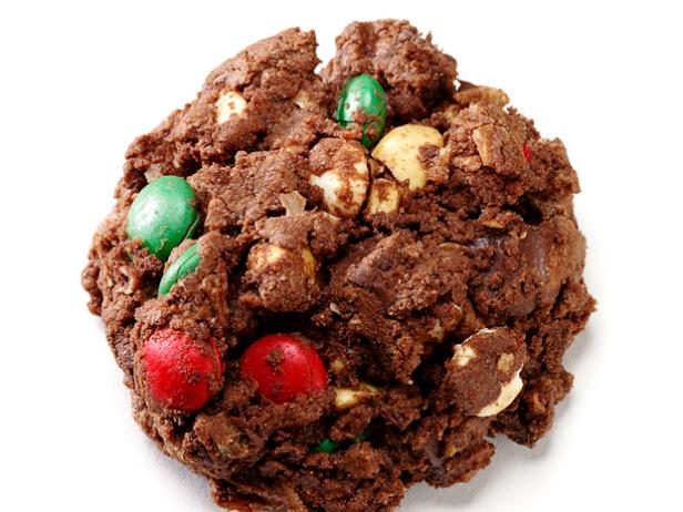 Super Chunky Christmas Cookies