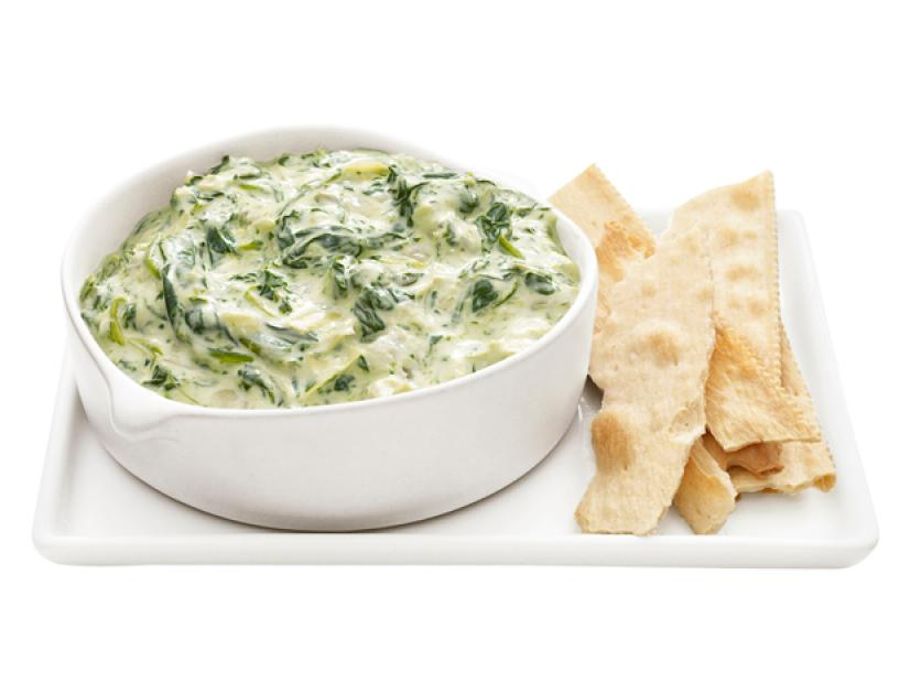 Slow Cooker Spinach Dip Recipe Food Network Kitchen Food Network