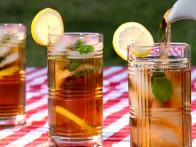 Gina's Sweet Mint Tea