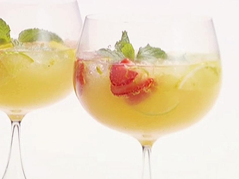 Champagne Sangria Recipe Giada De Laurentiis Food Network,Full Sun Deer Resistant Shrubs