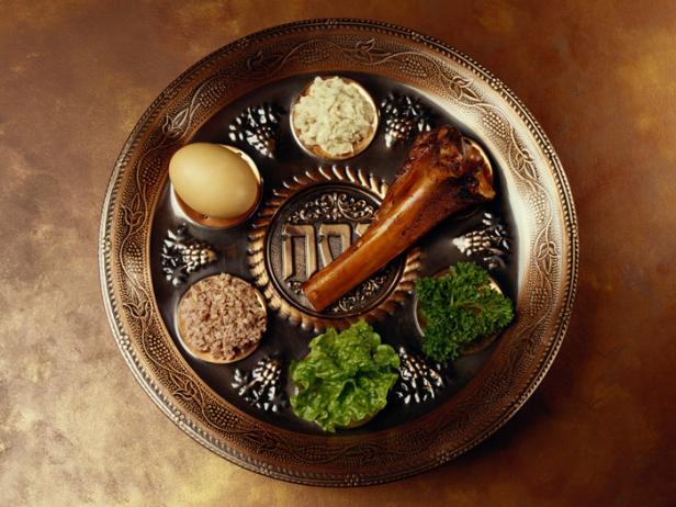 Passover seder dinner recipes and cooking food network food passover is the jewish festival in celebration of the jews freedom from slavery and flight from egypt although traditions vary throughout the world forumfinder Images