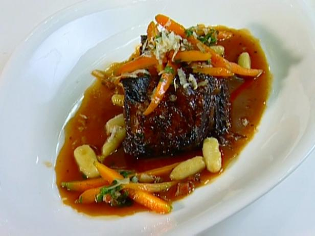 Slow Braised Beef Short Ribs