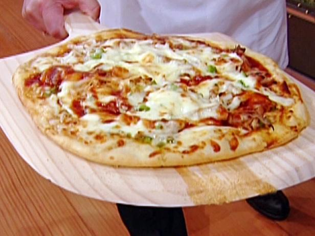 Pulled Pork BBQ Pizza