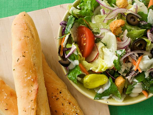 Almost Famous Garden Salad Recipe Food Network Kitchen Food Network