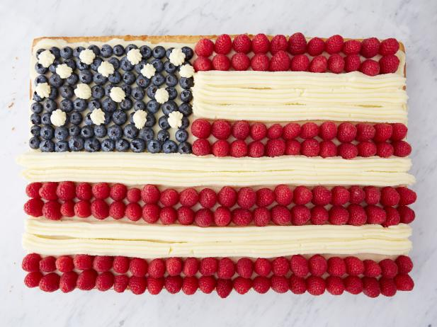July Fourth Recipes Food Network