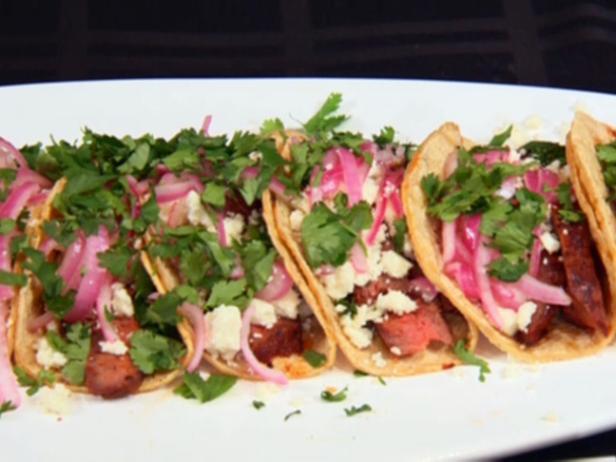 Brisket Tacos Recipe Food Network