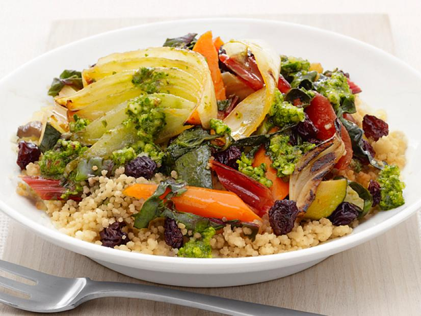 Vegetable couscous with moroccan pesto recipe food network kitchen vegetable couscous with moroccan pesto recipe food network kitchen food network forumfinder Gallery