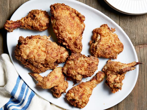 Oven fried chicken recipe ina garten food network oven fried chicken forumfinder Gallery