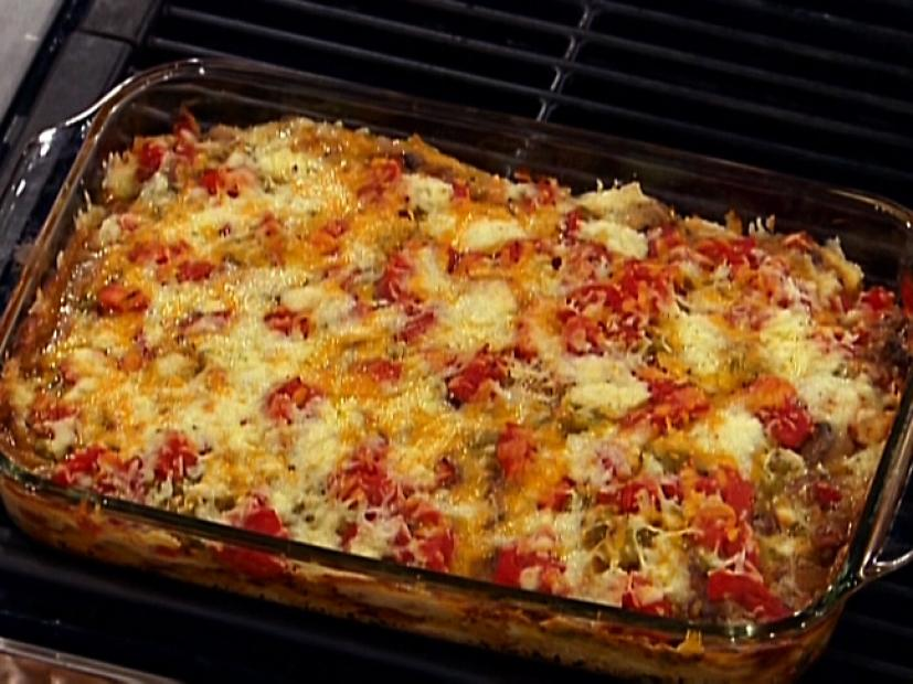 Cowboy Chicken Casserole Recipe Food Network