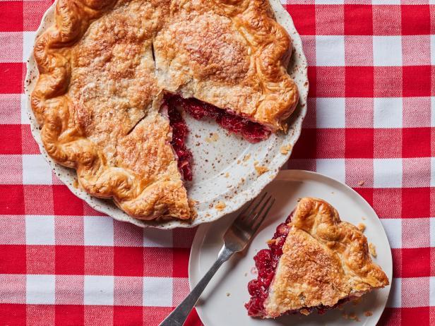cherry pie recipe food network. Black Bedroom Furniture Sets. Home Design Ideas