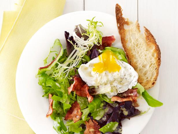 Bistro Bacon and Egg Salad