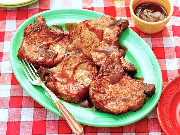 Pat's Smoked Pork Chops