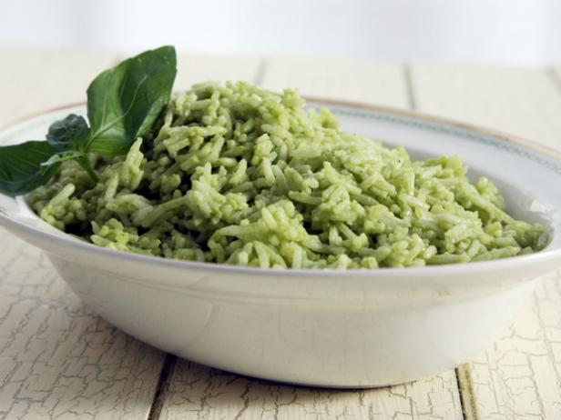 Green Goddess Rice