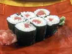 Follow Alton's Brown recipe for foolproof Sushi Rice from Good Eats on Food Network, and let rice vinegar, sugar and salt take ordinary rice to tasty heights.