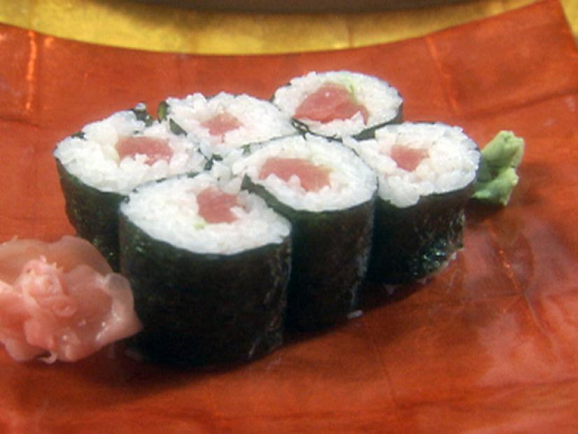 How To Make Sushi Rice Recipe Alton Brown Food Network
