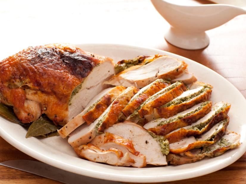 French cut turkey breast