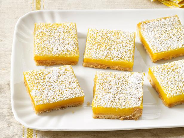 Classic lemon bars recipe food network kitchen food network classic lemon bars audiocablefo