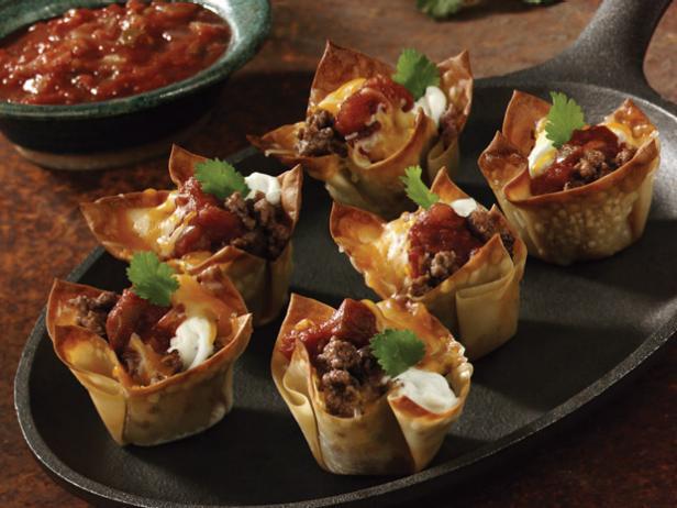Mini Tacos Recipe Food Network