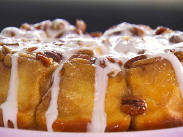 Other Worldly Sticky Buns