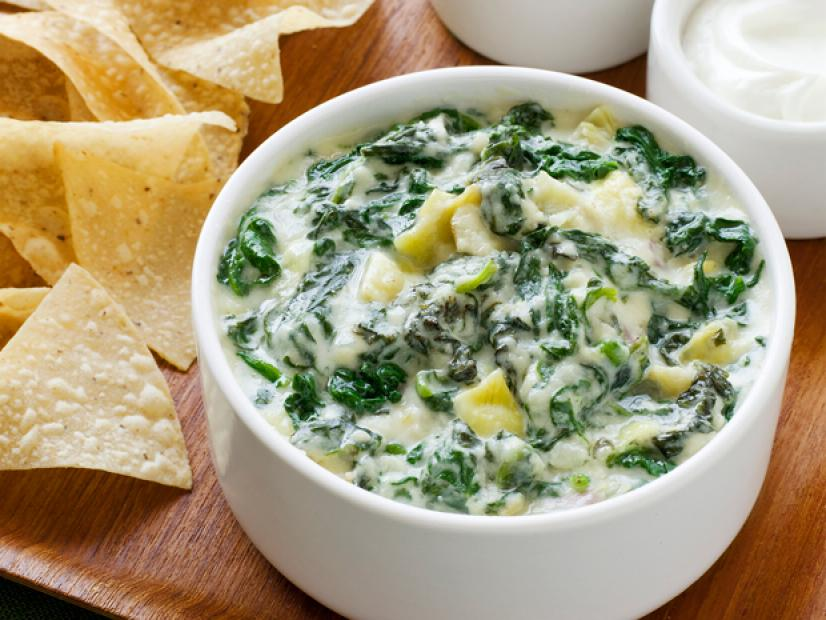 Almost Famous Spinach Artichoke Dip Recipe Food Network Kitchen