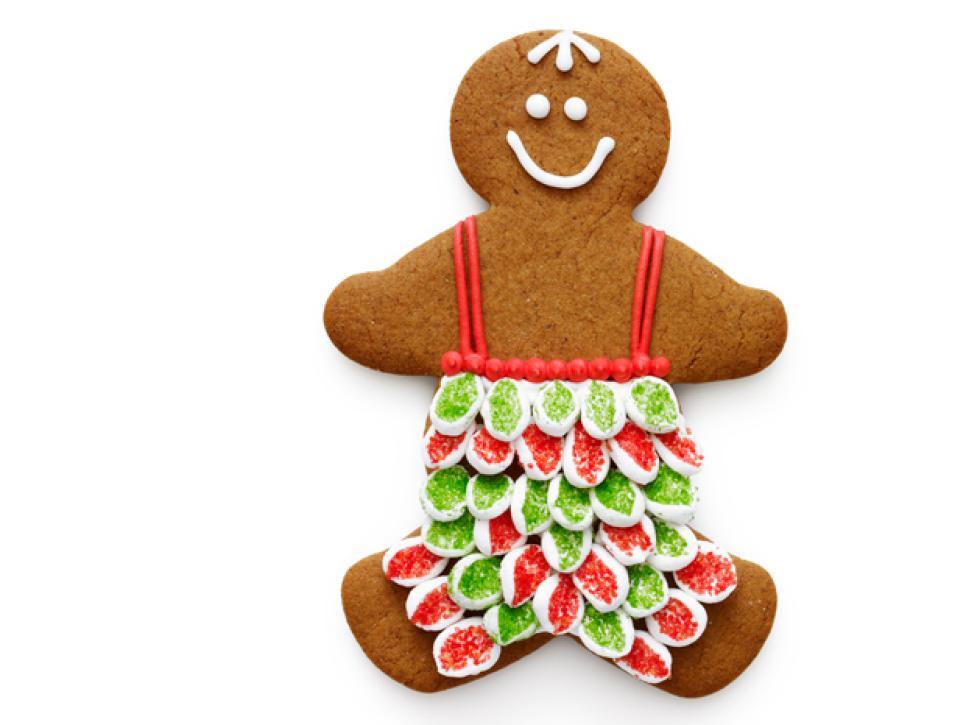 Gingerbread Man Food Network