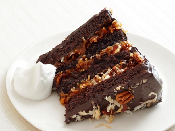 Award Winning German Chocolate Cake Recipe And Frosting
