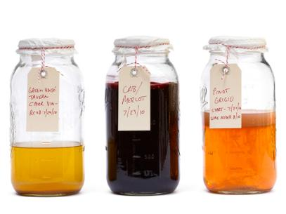 Ask Ted: How to Make Homemade Vinegar : Recipes and Cooking