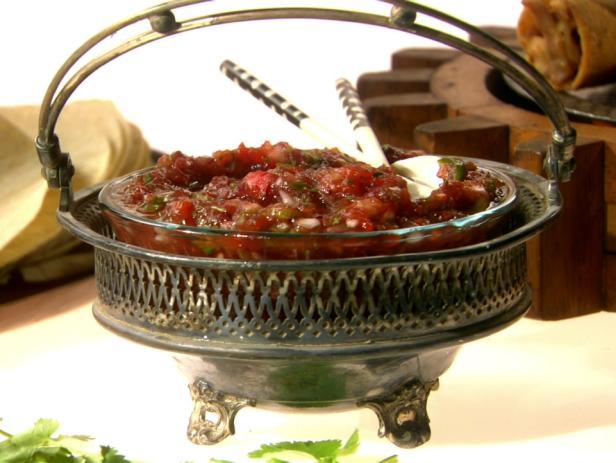 Cranberry Salsa Recipe Food Network