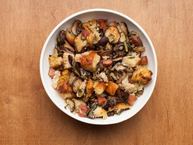 Thanksgiving Stuffing Dressing Recipes Food Network Food Network