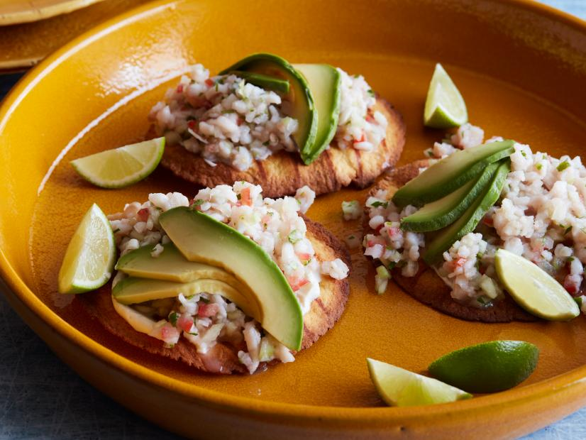 Tilapia Ceviche Recipe Marcela Valladolid Food Network