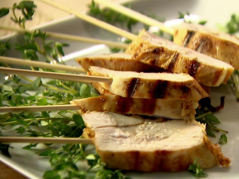 Grilled Lemon Chicken Recipe Ina Garten Food Network