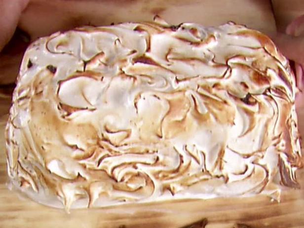 Baked Alaska Recipe Alton Brown Food Network