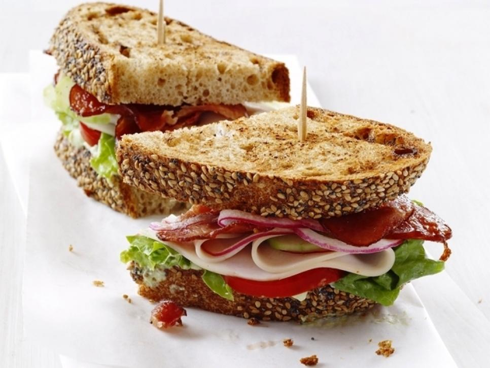 Top sandwich recipes food network recipes dinners and easy meal classic club sandwich forumfinder