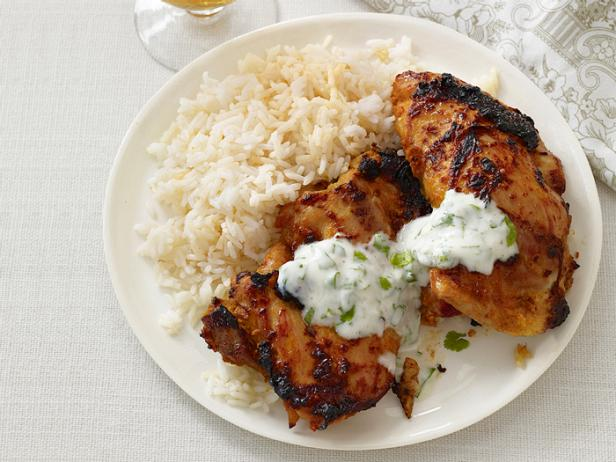 Chicken Tandoori Recipe Food Network Kitchen Food Network