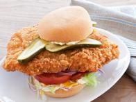 Hoosier Pork-Tenderloin Sandwich