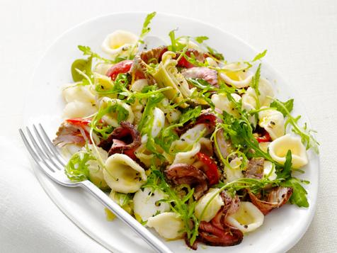 Orecchiette Salad with Roast Beef