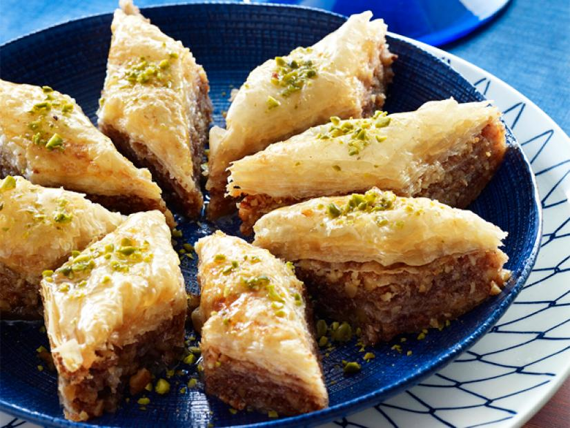 Baklava Recipe Michael Symon Food Network
