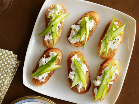 Easy Appetizers — Meatless Monday