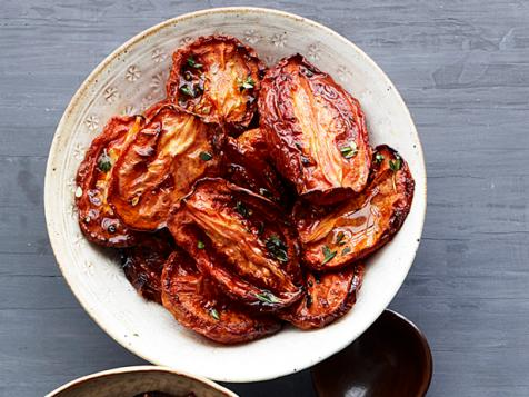 Healthy How-To: Oven-Dried Tomatoes