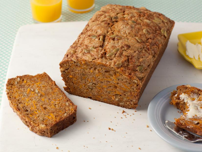 Pumpkin Bread Recipe Alton Brown Food Network