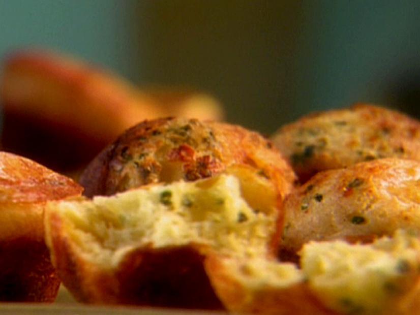 Cheesy Popovers Recipe Sunny Anderson Food Network