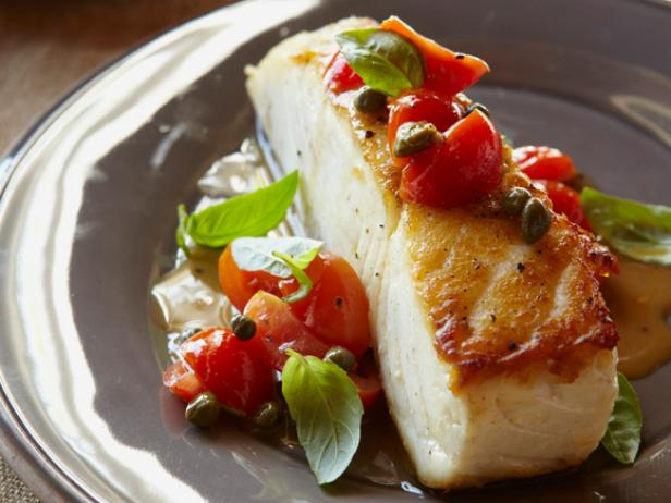 Pan Seared White Fish Recipes
