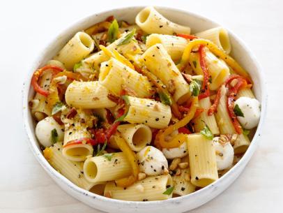 Paula S Italian Pasta Salad Recipe Paula Deen Food Network